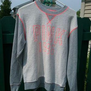Pink VS Inside Out Sweatshirt
